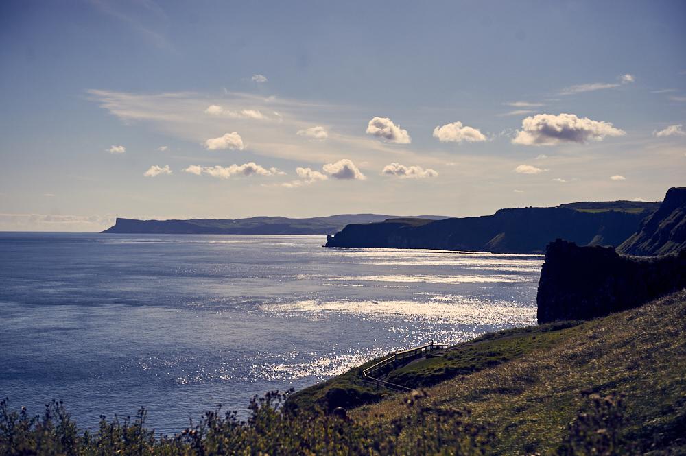 carrick a robe bridge, causeway coast, northern ireland, uk, roadtrip