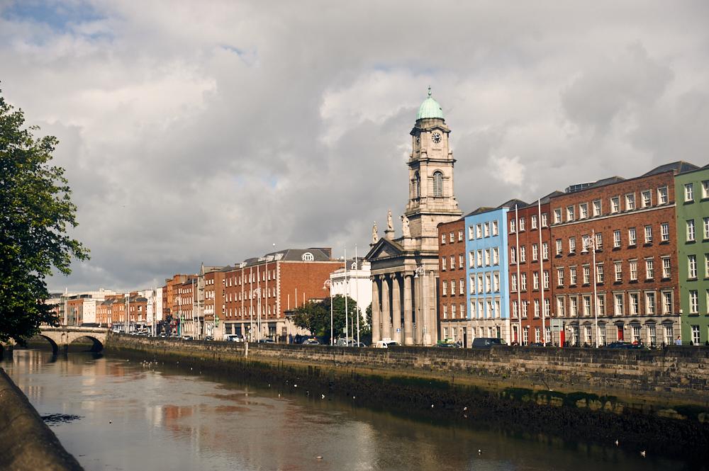 Walking around Dublin 26