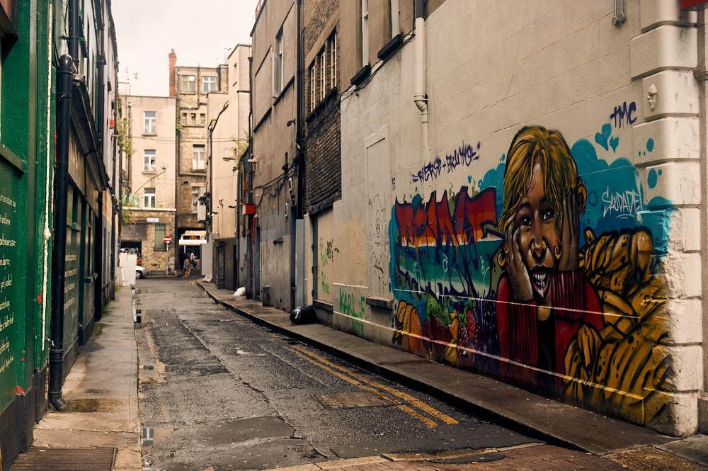 Walking around Dublin 27