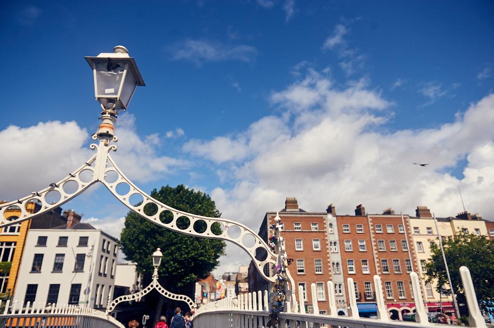 Walking around Dublin 31
