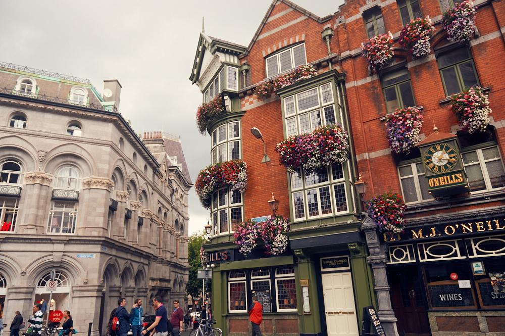 Walking around Dublin 10