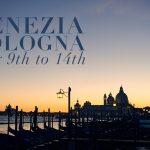 [TRAVELNOTICE] Venezia & Bologna