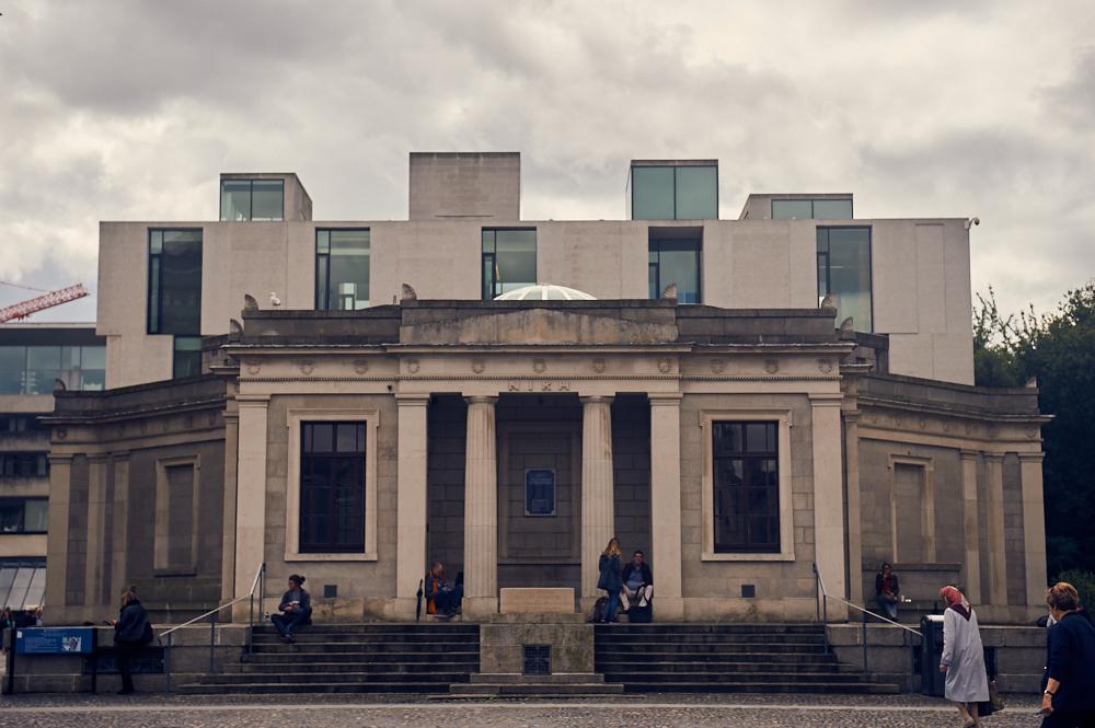 trinity college, dublin, ireland, old library, long room,