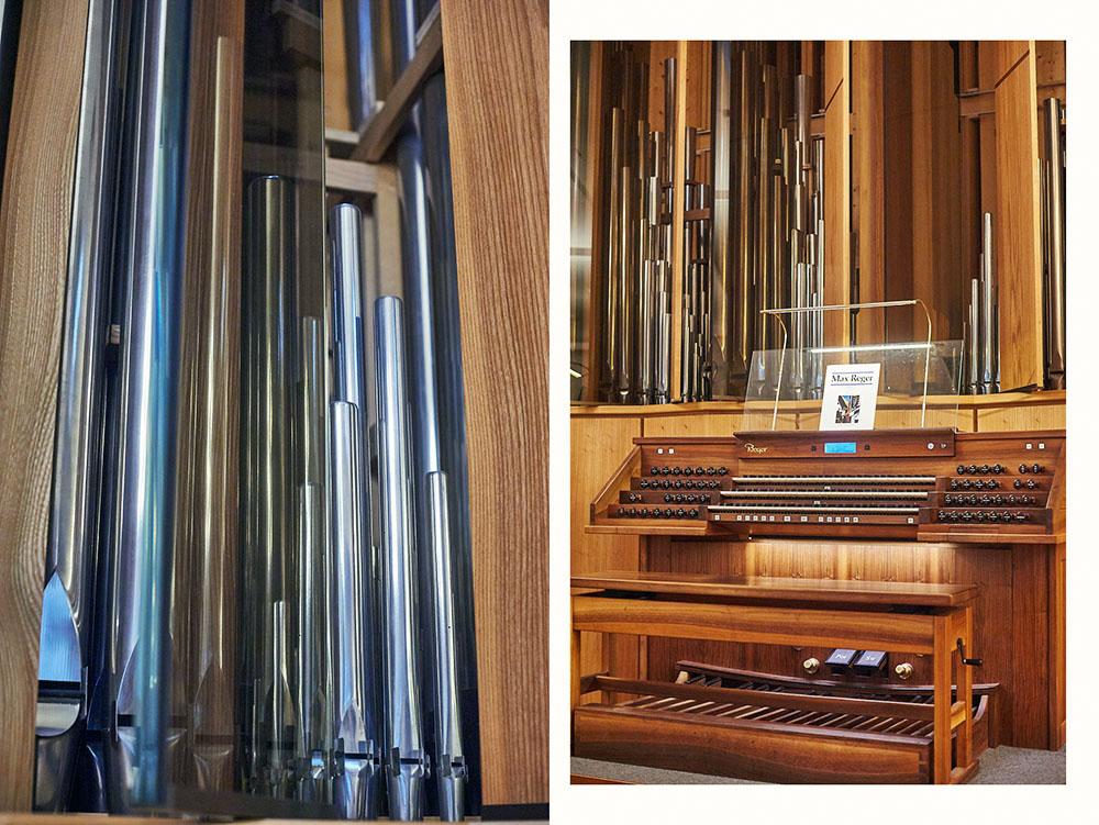 ursulinen kirche, kloster, universität für musik und darstellende kunst, kirchenmusik, wien, innere stadt, vienna, austria, baroque, orgel, organ