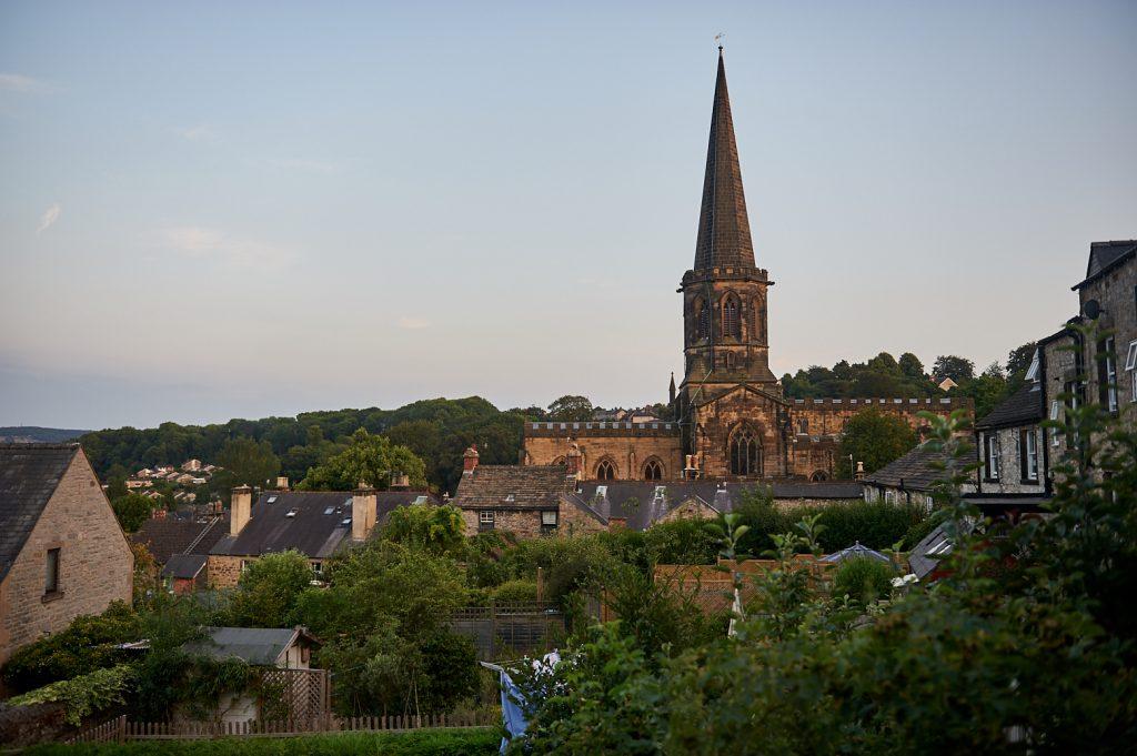 bakewell, peak district, england, uk, village, town, british,
