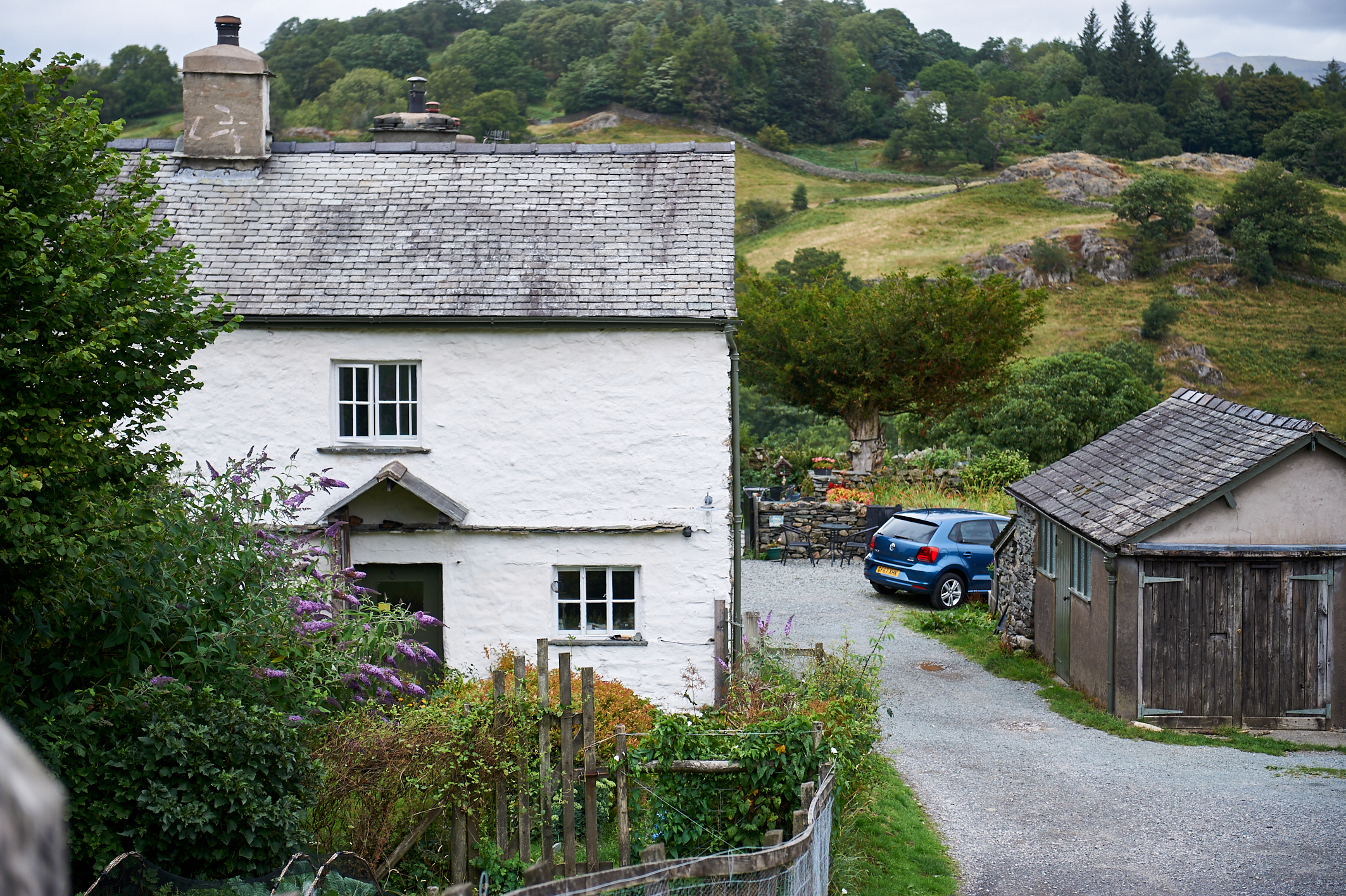 high park farm, little langdale, lake district, national trust, beatrix potter, cumbria, england, uk,photos and the city