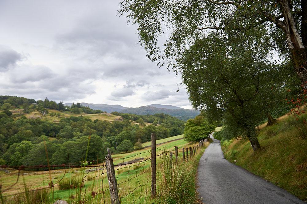 little langdale, lake district, slaters bridge, high park farm, unesco heritage, national park, cumbria, england, evening, uk, my british summer, ursula schmitz