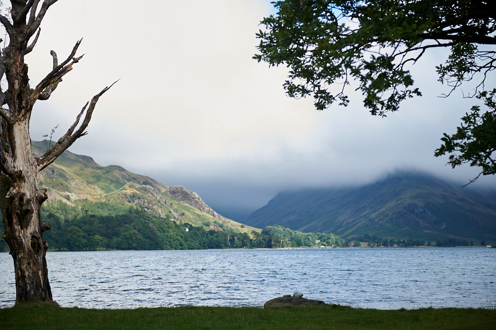 buttermere, cumbria, england, uk, lake district, ursula schmitz, landscape, scenic, lake, clouds