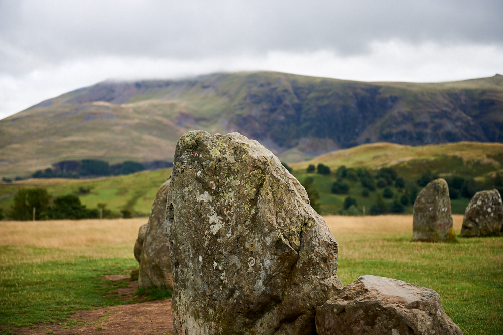 lake district, cumbria, england, fog, national park, ursula schmitz, photosand the city, castlerigg stone circle