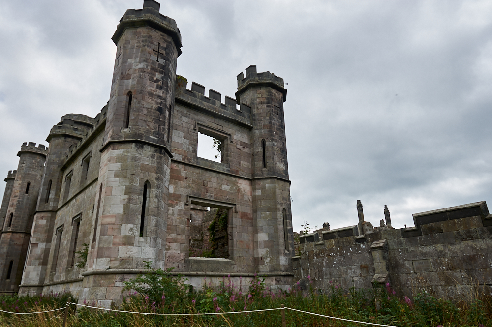cumbria, england, uk, lake district, lowther castle, photos and th city