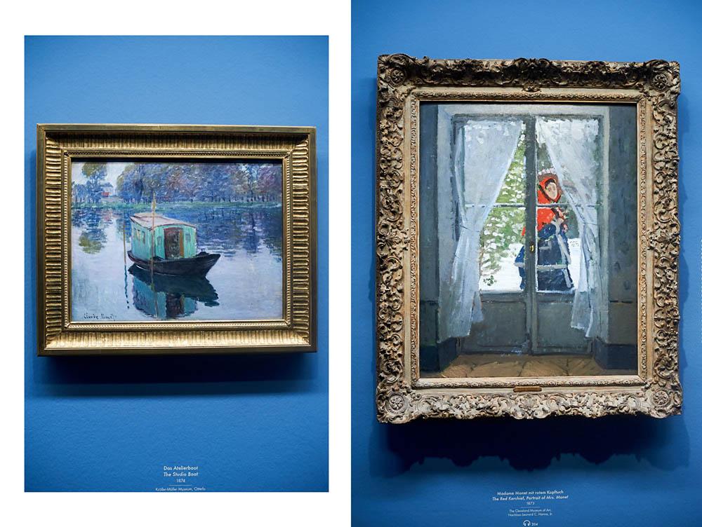 albertina, my monet moment, vienna, museum, igersaustria, empty museum