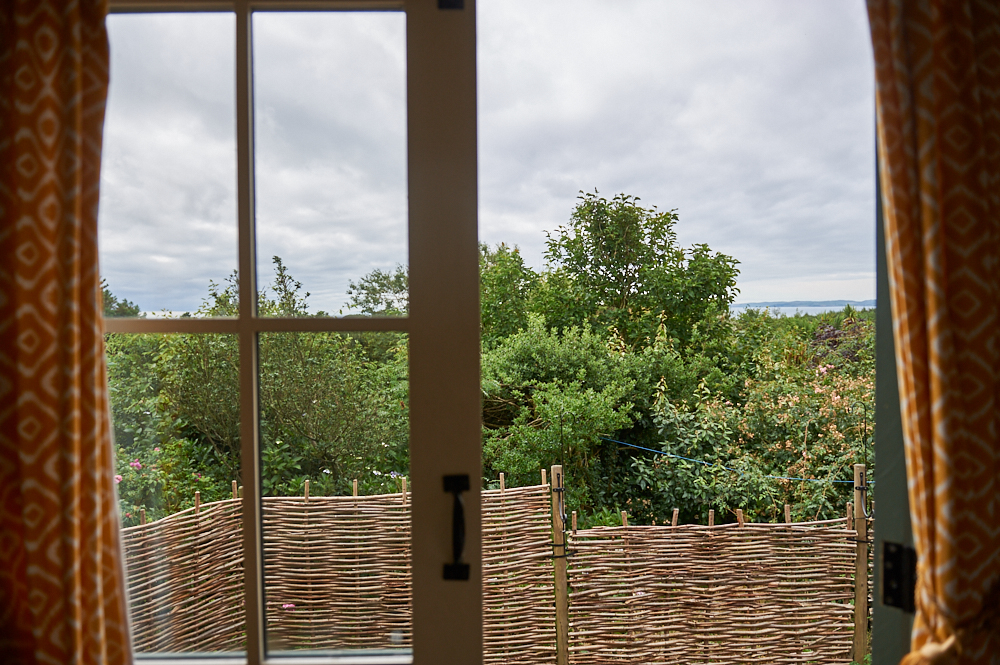 glenwhan garden, airbnb, shepherd´s hut, scotland, dumfries & galloway
