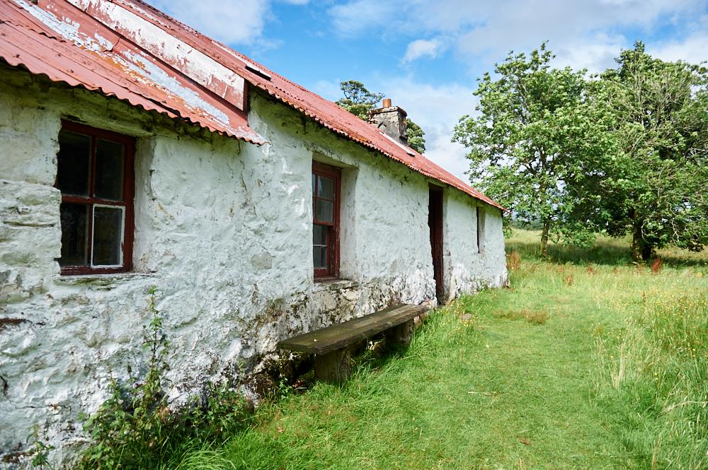 Auchindrain, croft, township, village, museum, scotland, argyll, uk, my british summer, cottages