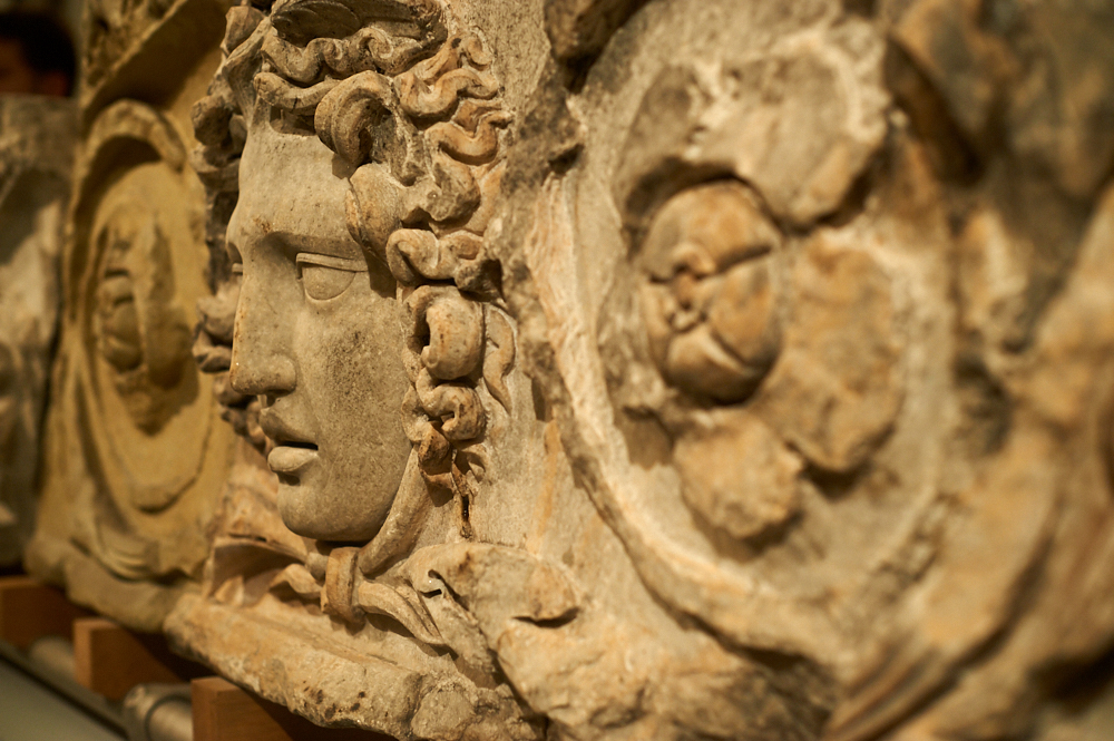 ephesos, museum, vienna, khm, antik, turkey, marnor, statue