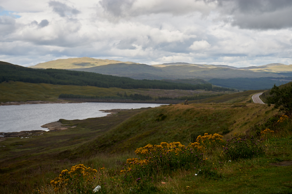 Along the way to Dornie 30