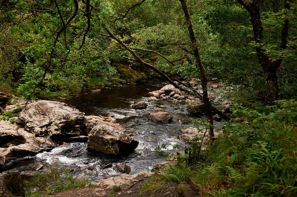 landscape, holiday, travel, scotland, loch lomond, waterfall, nature, falls of falloch