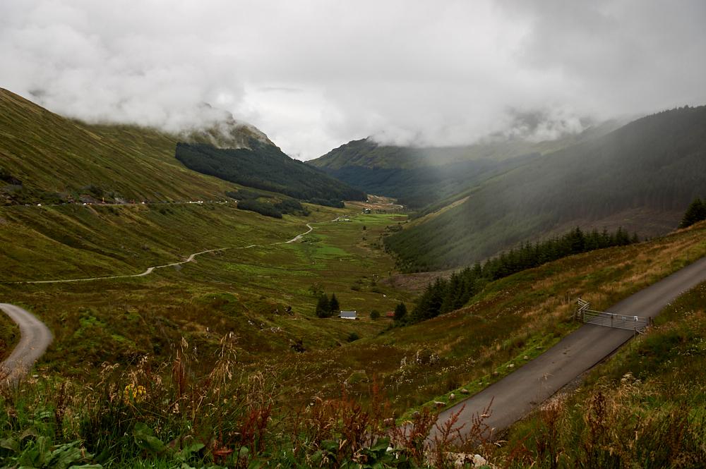 landscape, holiday, travel, scotland, loch lomond, nature, glen croe, rest and be thankful