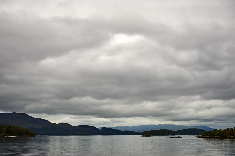 landscape, holiday, travel, scotland, loch lomond, nature, luss, model village,