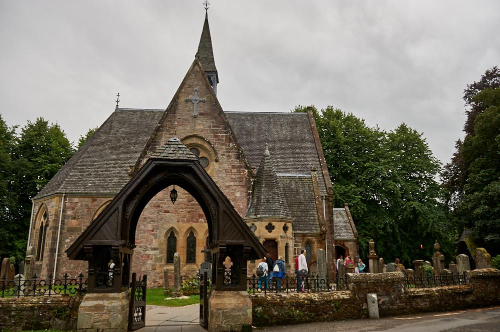 landscape, holiday, travel, scotland, loch lomond, nature, luss, model village