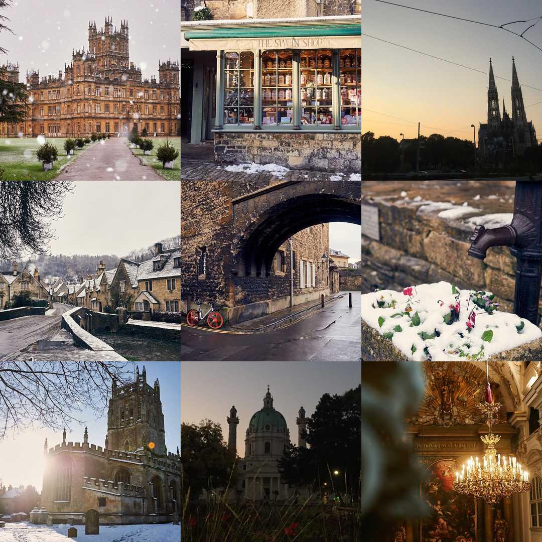 cotswolds, highclere castle, england, uk, ursula schmitz, photographer