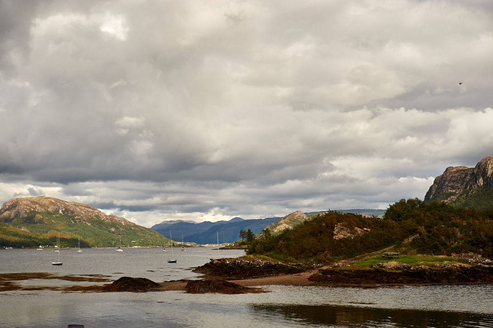 plockton, scotland, highlands, uk, my british summer, coastal, town, coast, loch alsh