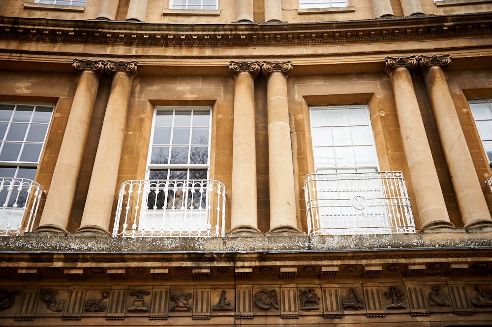 bath, somerset, uk, england, photos and the city, georgian garden, the circus