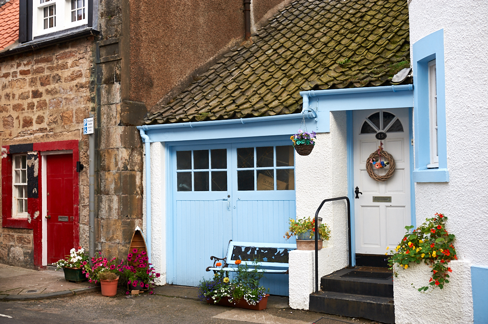 cellardyke, scotland, uk, village, sea, ocean, schottland, rundreise, dorf, ort, cute, picturesque, freedom, holiday, fife