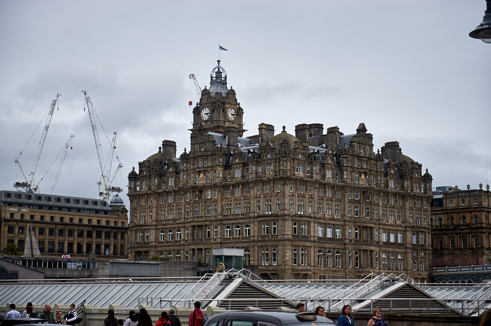 edinburgh, scotland, uk, photos and the city, fringe festival, the balmoral