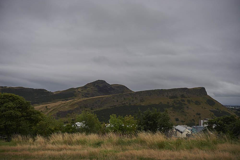 edinburgh, scotland, uk, photos and the city, fringe festival, adam´s seat,