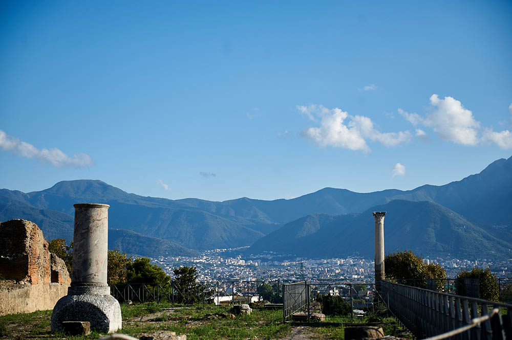 pompeii, napoli, naples, italy, romans, ruins, historic, landscape, photos and the city, statues, fresco