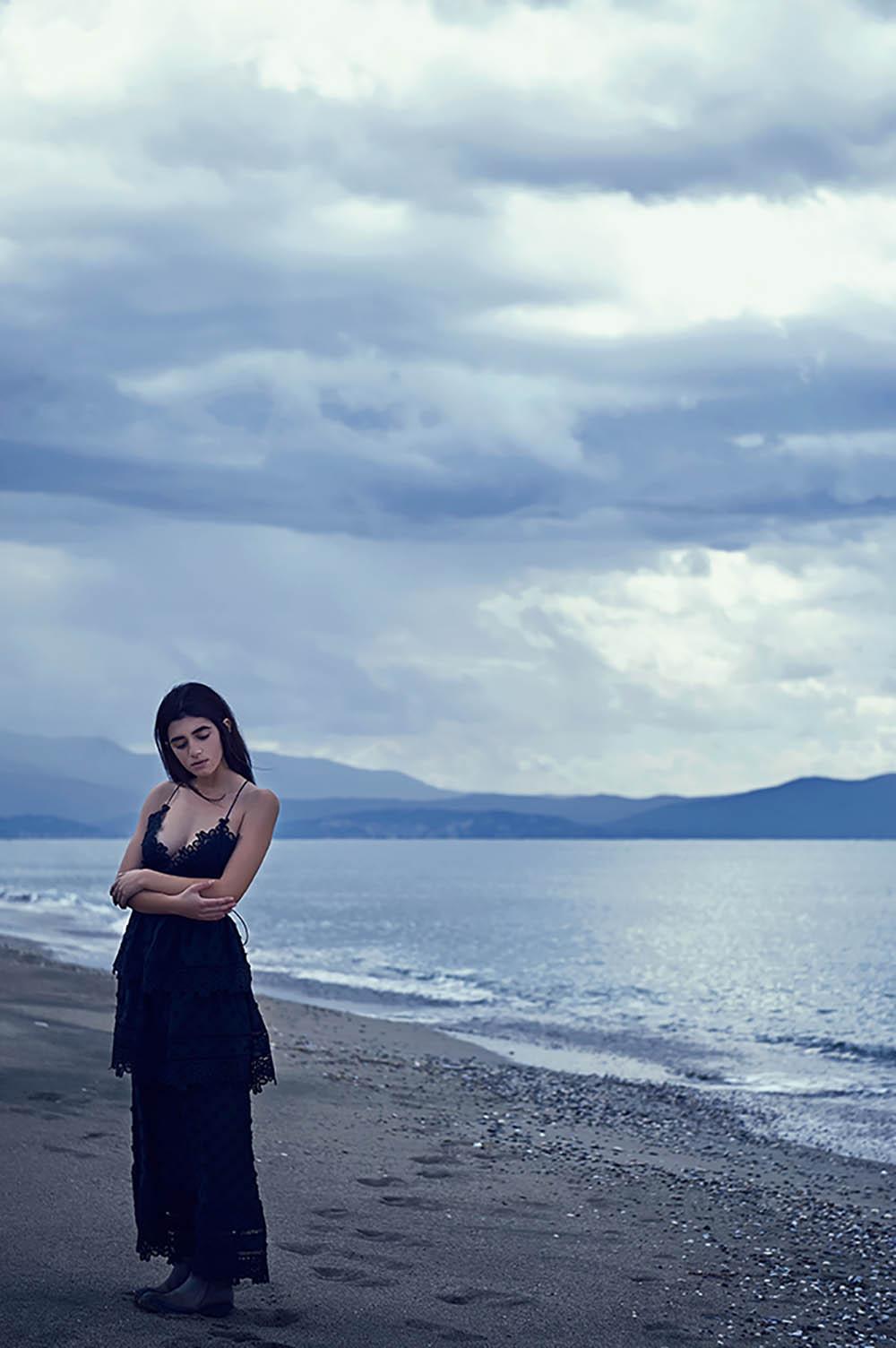 salerno, paestum, lido delle sirene, mare, sea, ocean, portrait, photo shoot, destination photography, ursula schmitz, beauty, italian beauty, dream photo shoot, amalfi, coast, italy,