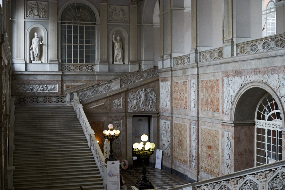 palazzo reale di napoli, naples, italia, italy, campania, travel, photos and the city, palace, royal