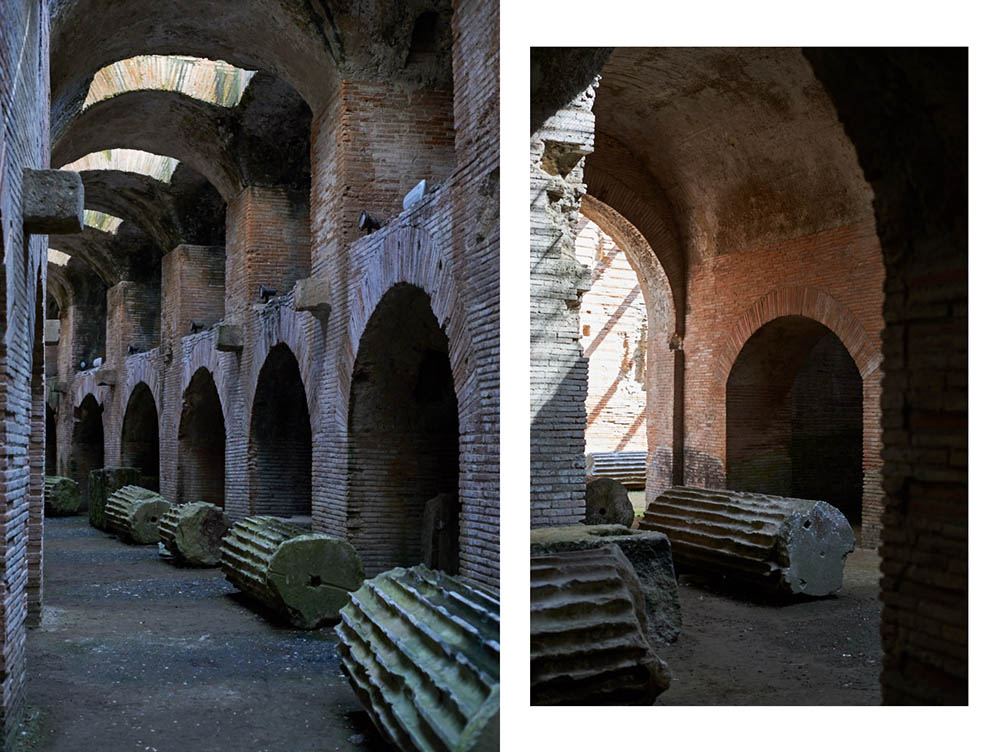 napoli, italy, pozzuoli, old romans, ruine, ruins, port, harbour, summer, holiday, dolce vita