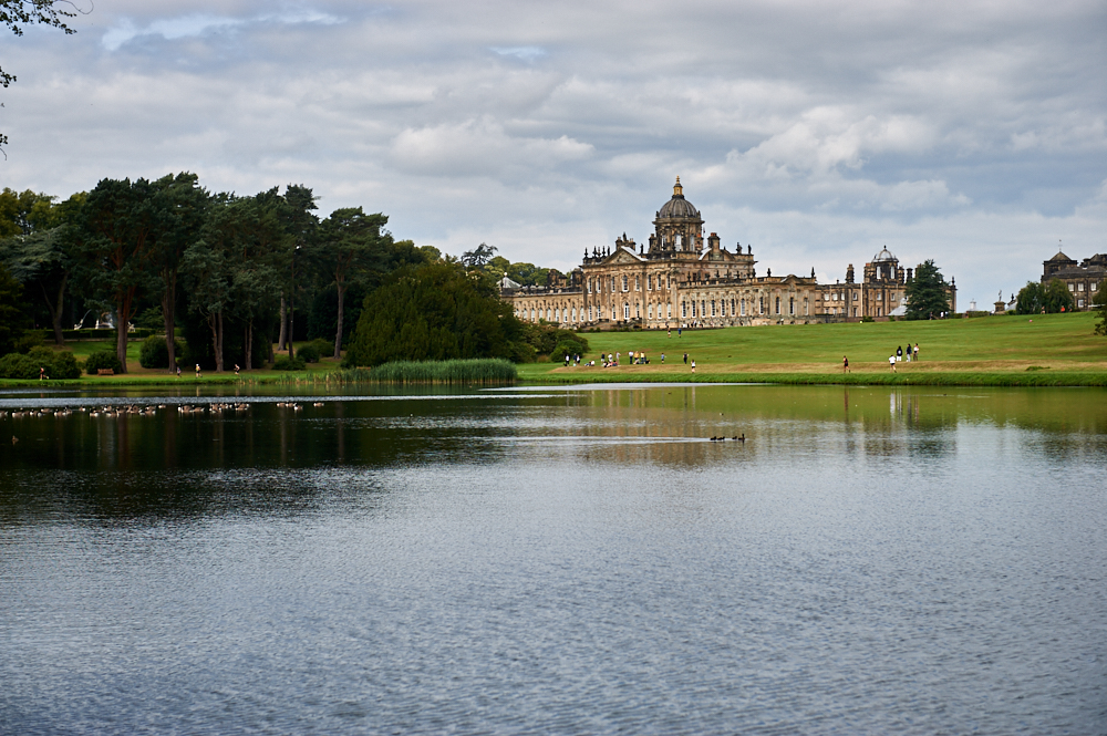 castle howard, yorkshire, york, england, uk, travel, downton abbey, brideshead, hiuse, historic house, garden, herrenhaus,