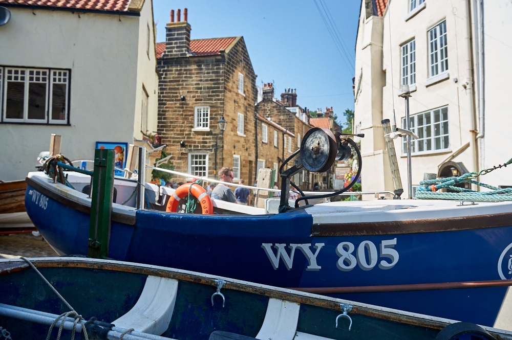 robin hood bay, yorkshire, north yorkshire, travel, holiday, coast, sea, ocean, fishing, village, summer, cute, picturesque