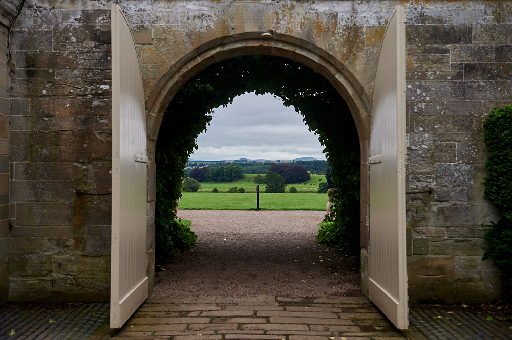 The magnificent Floors castle near Kelso in the Scottish Borders, Scotland - the city with the biggest market square in Scotland!. Home of the Duke of Roxburghe and his family