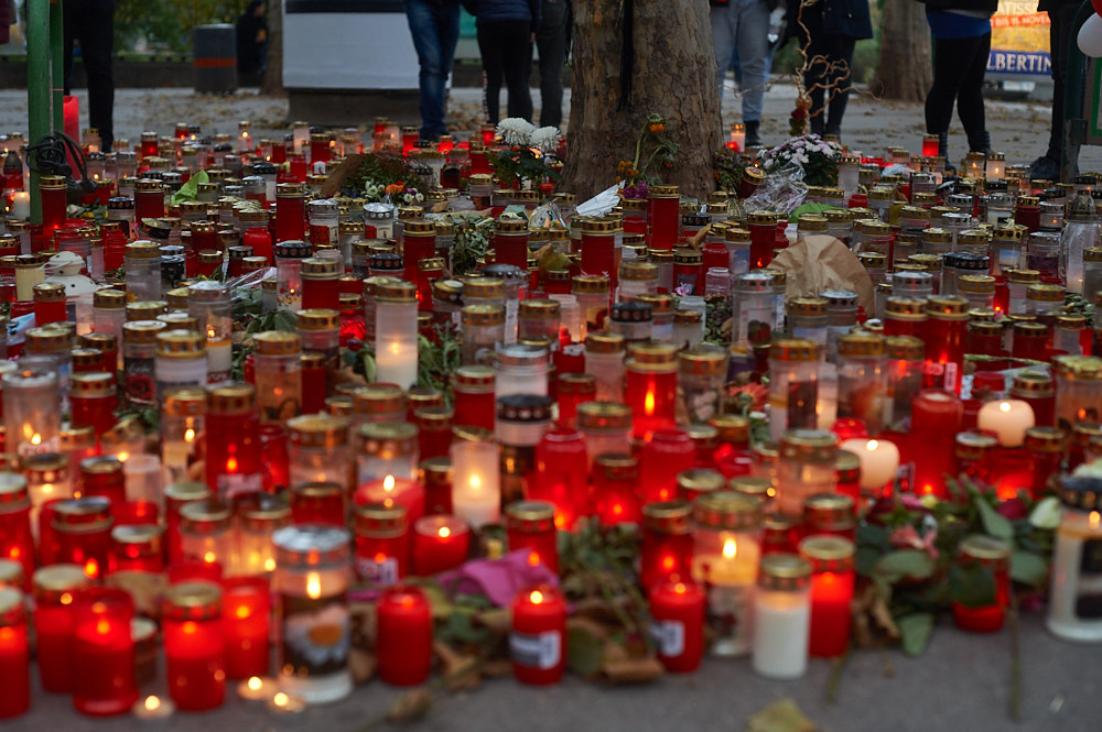 grieving and remembering in vienna